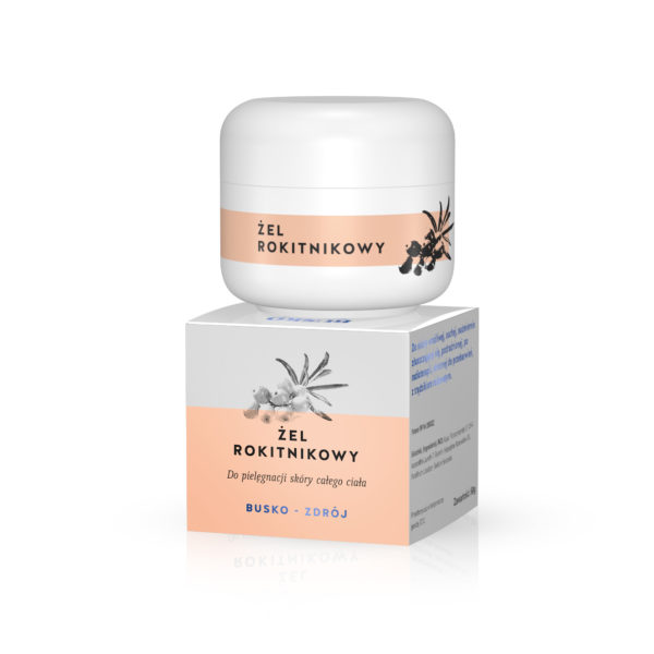 Sea buckthorn gel Dr Duda