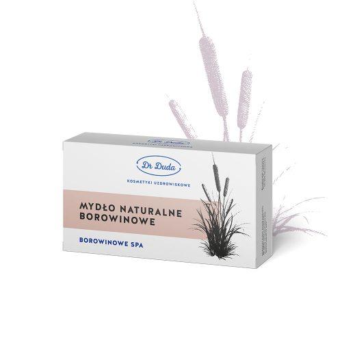 Mydło Naturalne Borowinowe