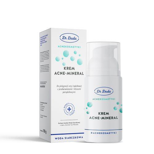 Krem Acne-Mineral