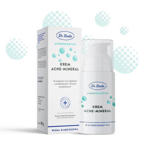 Acne-Mineral Cream